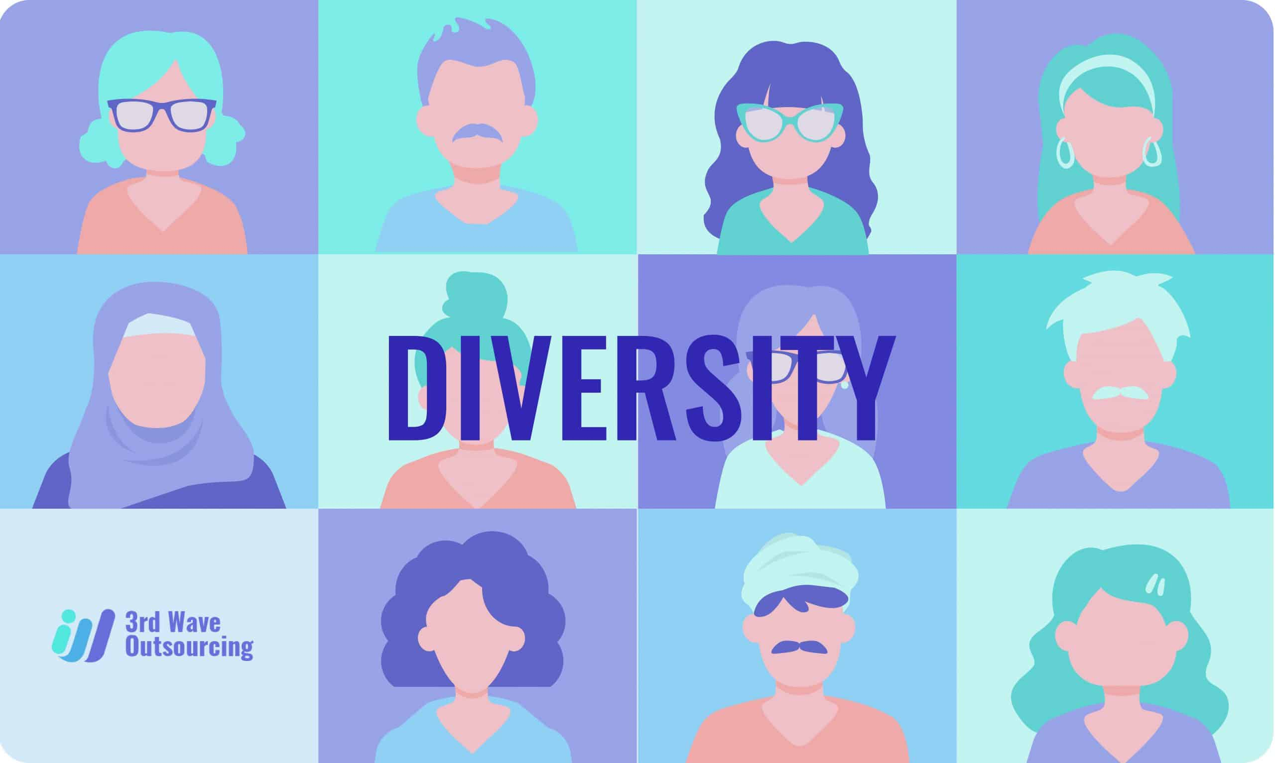 Defining Diversity In the Workplace